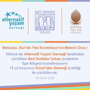 Best Buddies Turkey İşbirliği